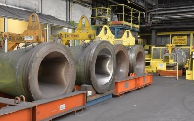 Reprise de l'entreprise en difficulté Carbone Savoie par Alandia Industries