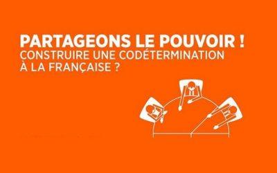 Codétermination à la française CFDT – Gouvernance portée par Alandia Industries