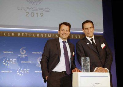 Prix Ulysse 2019 - Sébastien Gauthier et Nicolas de Germay