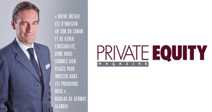 Private Equity Magazine publie un dossier sur le Restructuring