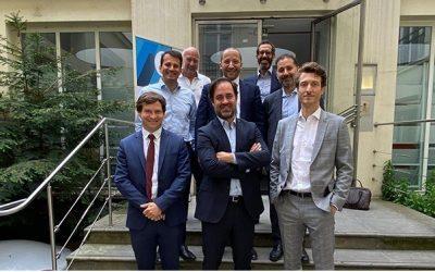 Sébastien Gauthier participe à une table ronde sur la conversion de dette en capital